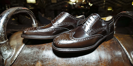 Customize Men's Derby
