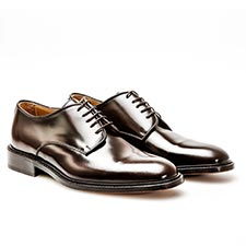 Pertini - Brown Derby Shoes