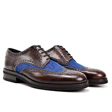 Volta - Polished Derby Shoes