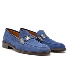 Uliassi - Suede Loafer