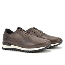 Nerva - Brown Running Shoes