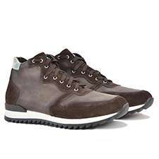 Romano - Brown Running Shoes